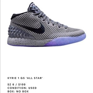 """Nike Kyrie Irving 1 Gs """"all star"""""""